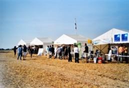 Festival Non labour et semis direct 2003 saint-pouange